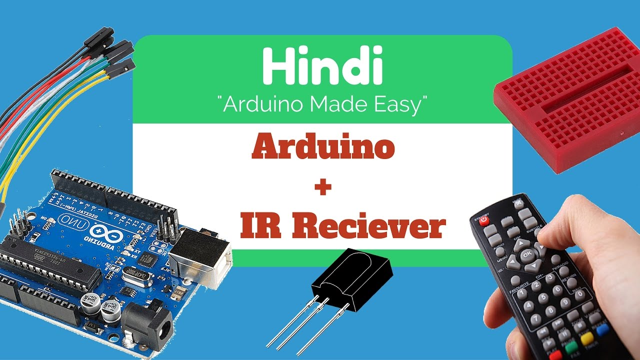 Learn How To Decode Any Ir Remote Control Using Arduino We Have Dimming Power Leds With Bajdicom