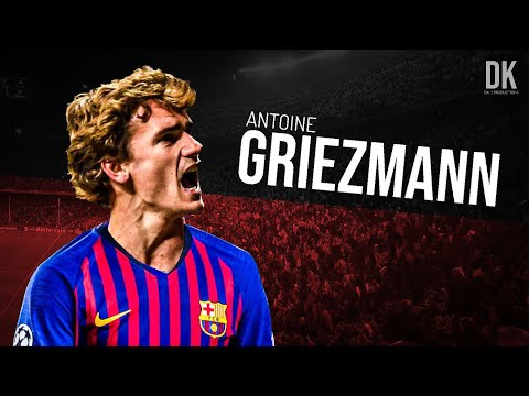 Antoine Griezmann 2019 • Welcome To Barcelona • Best Goals And Skills • HD • [OFFICIAL]