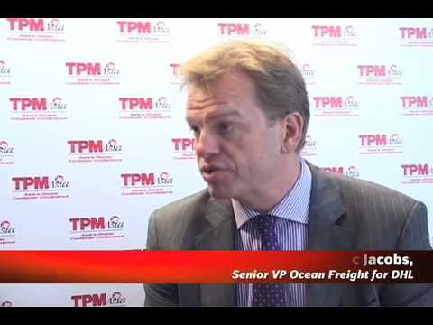 Jacobs on DHL's Forecast for Global Trade, Ocean Shipping