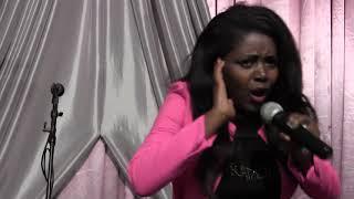Gambar cover Deborah C Sings Wahamba nati   Prophetic worship night