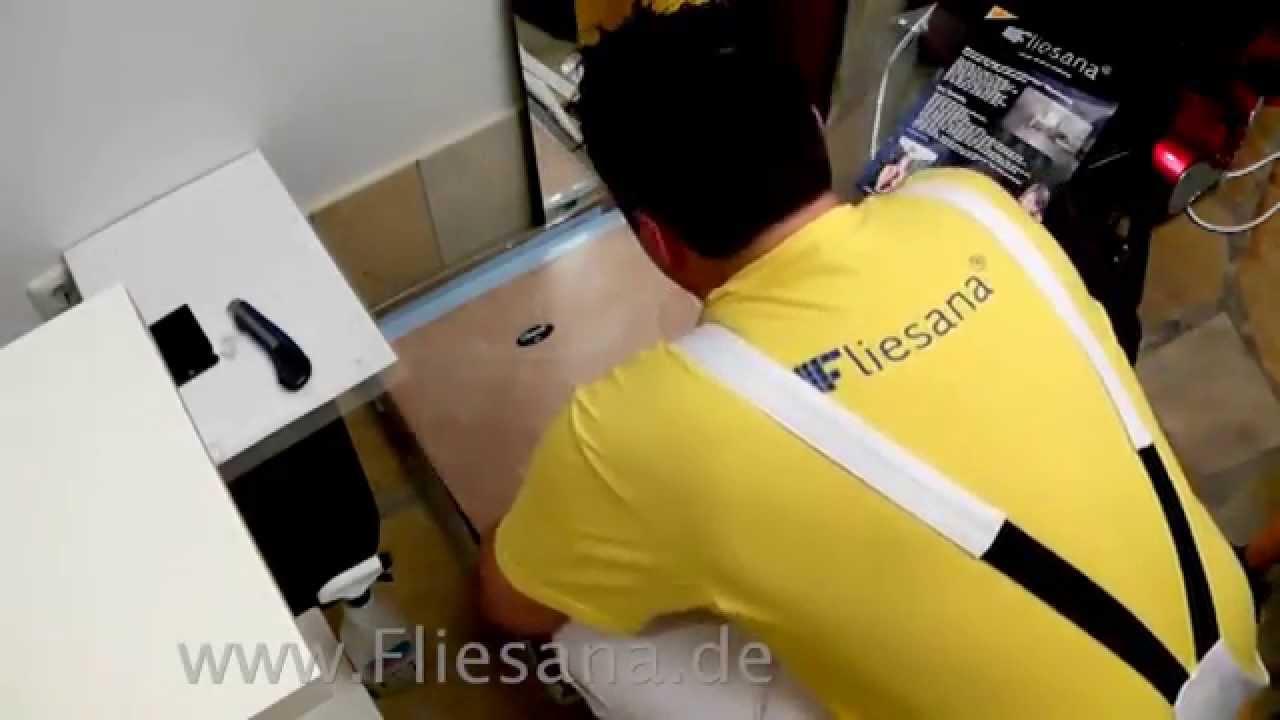 Fliesen Auf Fliesen So Einfach Kann Fliesen Sein How To Tile - Fliesana fliesen kaufen