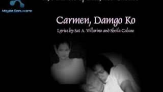 Radio Mambaling: The Music of Mahnee Cabase - Carmen, Damgo Ko