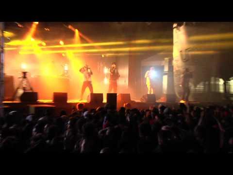 Crossfire LIVE på UNG 08 - Sveriges Bästa Turné - Officiell Preview