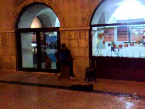 Night life with fado in Lisbon - Portugal