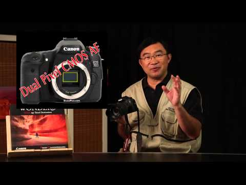 Canon EOS 70D Review ( New Update, Thai )