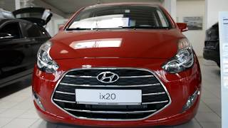 2019 New Hyundai ix20 Exterior and Interior