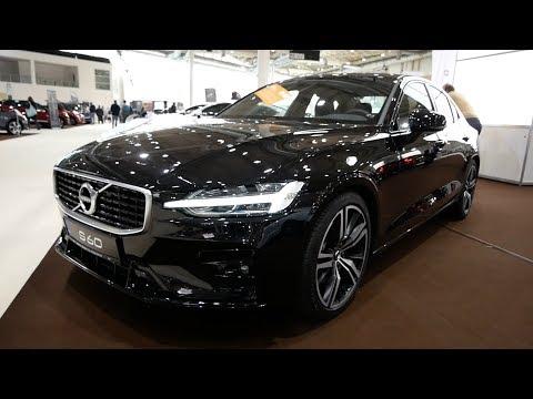 2020 New Volvo S60 T4 R Design Exterior And Interior