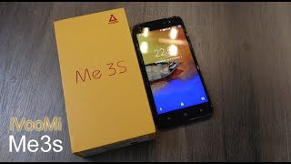 iVooMi Me3S review (part 1) - Uboxing, features and first impression (in Hindi)
