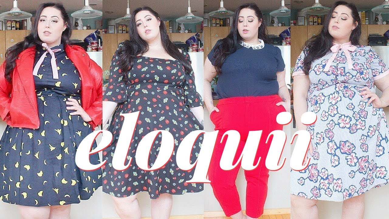 c185872f65ea HUGE Plus Size Try on Haul