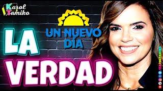 La verdad del despido de Rashel Diaz de Un Nuevo Dia de Telemundo