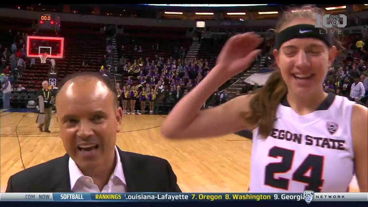 Oregon State Women's Basketball Postgame Comments - 2016 ...