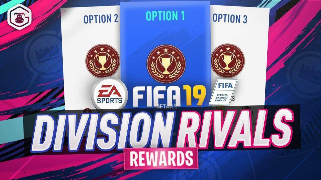 Fifa 13 ut division prizes