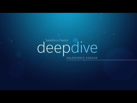 Salesforce® Engage Deep Dive - YouTube