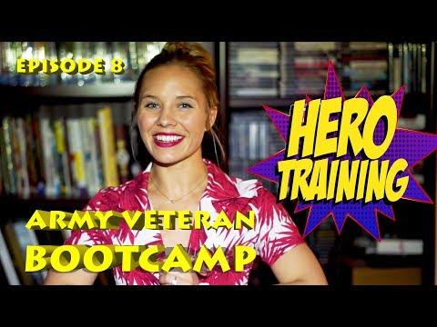 Army Veteran BOOTCAMP with Veto Swarn | Hero Training Episode 8