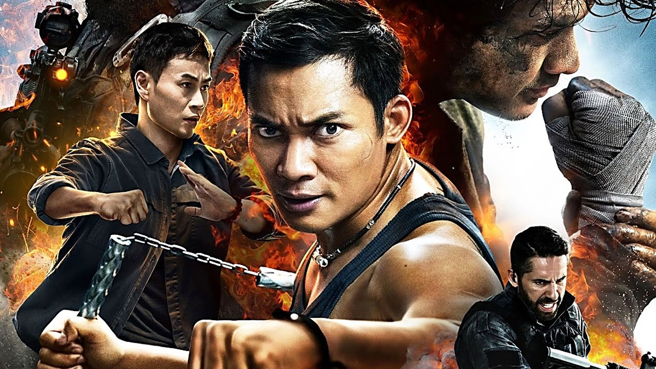 Download Martial Arts Action Movies 2021 in English Full Length Sci Fi Film