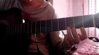 Титаник на гитаре (My heart will go on)