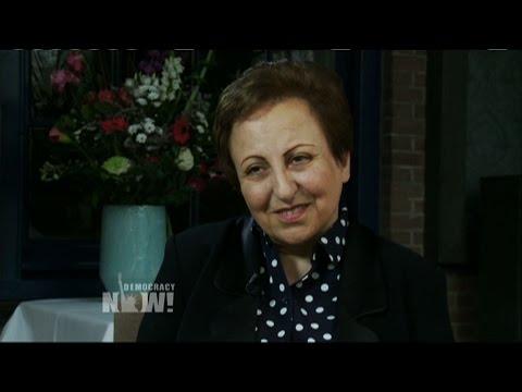 Iranian Nobel Peace Prize Laureate Shirin Ebadi on Nuclear Deal, Islamic State, Women's Rights