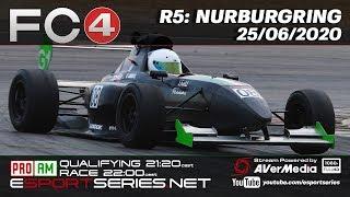 ESPORTSERIES.NET | FC4 2020 | R5 | NURBURGRING