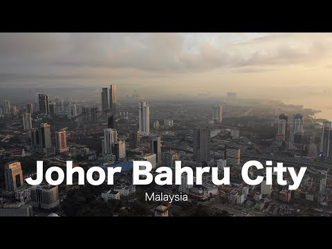 Johor Bahru City Development Progress- November 2018