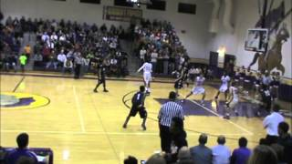 Take Two: IC Alley-Oop Dunk Taylor to Epting