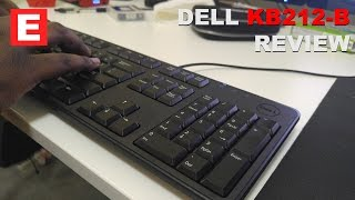Dell KB212-B Keyboard Review - Oh Sweet Budget Tech