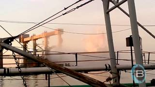 Nidera: (Des)control portuario y contaminación