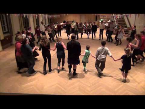 Traditional English Barn Dance
