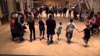 Traditional English Barn Dance