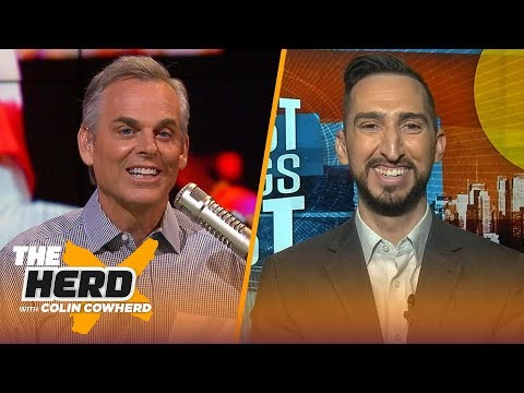 LeBron is best player in NBA, Clippers might not make it to June, talks Chiefs  Nick | THE HERD