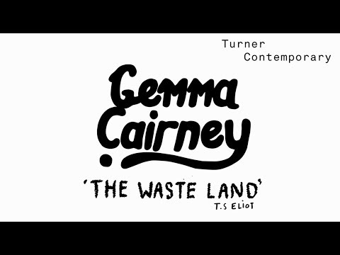 Gemma Cairney on Gender and T.S. Eliot's 'The Waste Land' #icanconnect