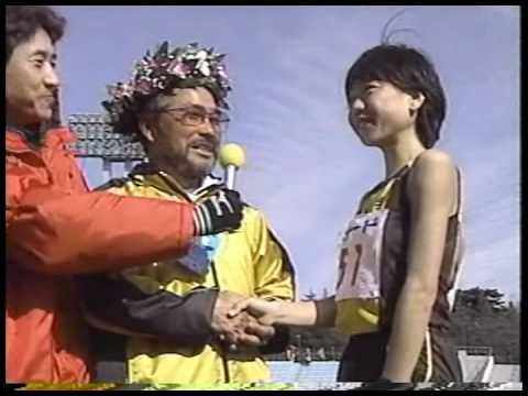 マラソン 高橋 尚子