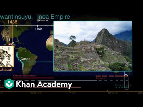 Inca Empire overview | World History | Khan Academy