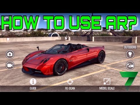 HOW TO USE AR MODE IN CSR 2? INSANE DETAILS!! | CSR Racing 2