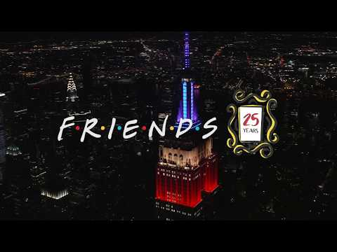 Kat Jackson - New Friends Theme Song Light's Up Empire State Building