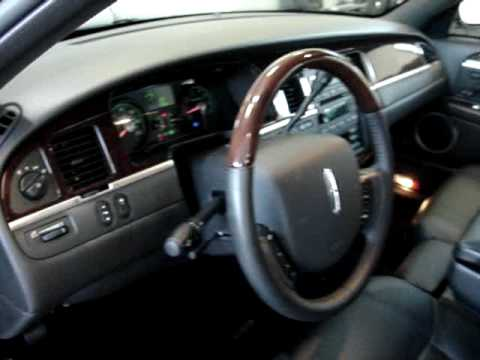 2009 Lincoln Town Car Signature L Low Miles Low Price Youtube