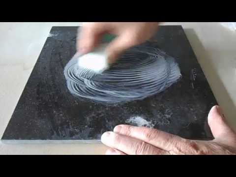 Come ripristinare la lucidatura del marmo rovinata da corrosione ...