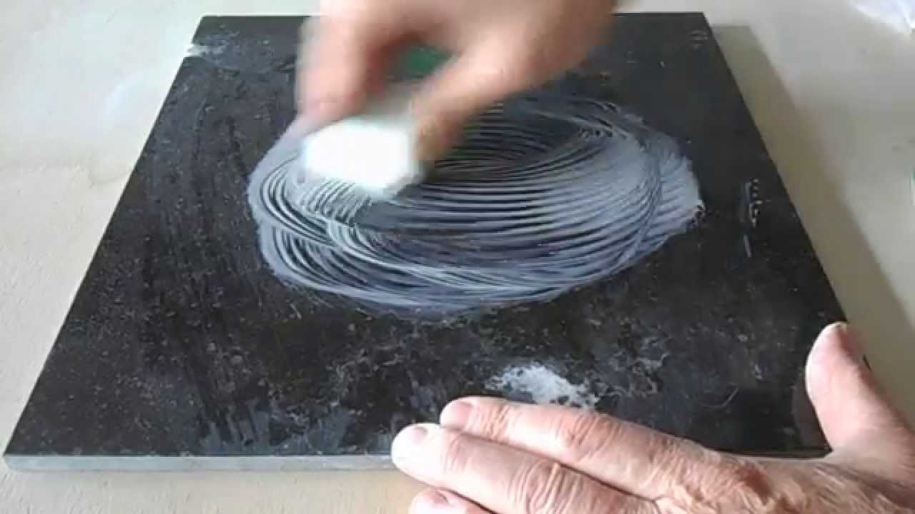 Come Togliere Macchie Di Acido Dal Marmo.Come Ripristinare La Lucidatura Del Marmo Rovinata Da Corrosione Di