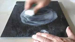 Come ripristinare la lucidatura del marmo rovinata da corrosione di detergenti acidi