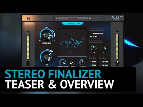 Stereo Finalizer | NoiseAsh, Inc