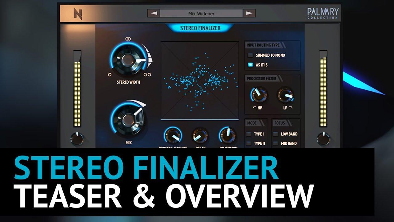 Stereo Finalizer   NoiseAsh, Inc