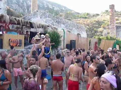 estate - musica - mare - Lipari isole eolie