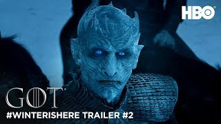 Game of Thrones Season 7  WinterIsHere Trailer 2 HBO