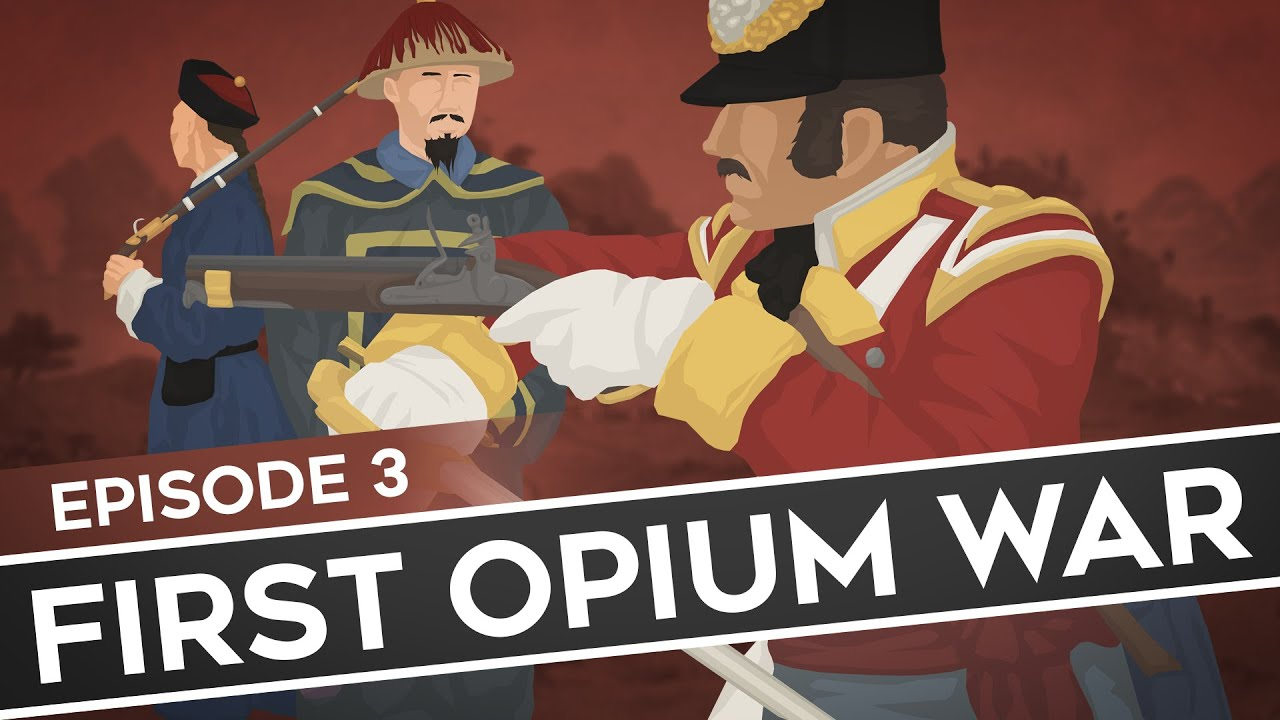 Feature History - First Opium War