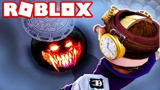 """DON'T FALL IN THE BUCO OF THE MOSTRIS ON ROBLOX!! """"PAUROSO"""""""
