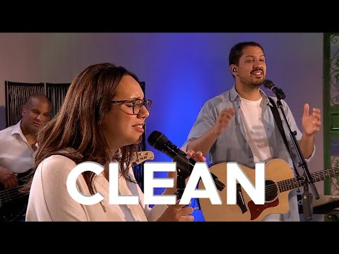 CLEAN (LIMPIO) | Hillsong UNITED | Jonathan & Sarah Jerez (c