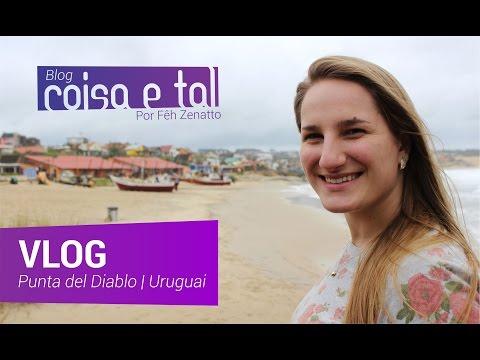 Vlog: Punta del Diablo (Uruguai)
