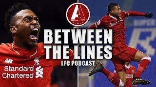 BREWSTER: LIVERPOOL'S NEXT BIG THING? | Between the Lines LFC Podcast