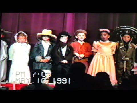 Hallsville School Play 1991 Class of 2002