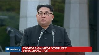Kim Jong Un Speaks About Peace Deal