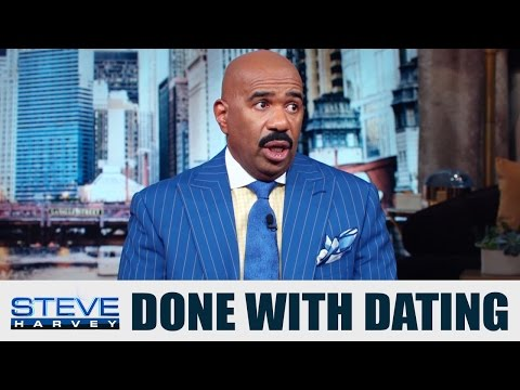 Why abstinence kills your dating life  STEVE HARVEY